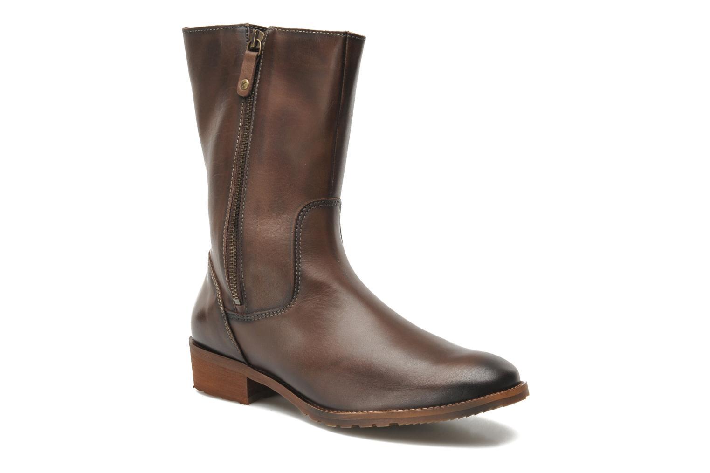 Stiefeletten & Boots Pikolinos GARDA 971-8004 braun 3 von 4 ansichten