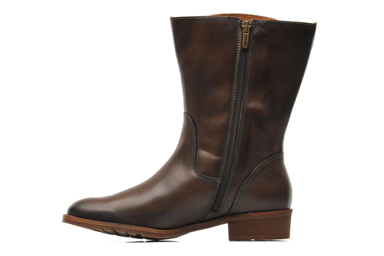 Stiefeletten & Boots Pikolinos GARDA 971-8004 braun ansicht von vorne