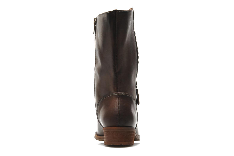 Stiefeletten & Boots Pikolinos GARDA 971-8004 braun ansicht von rechts