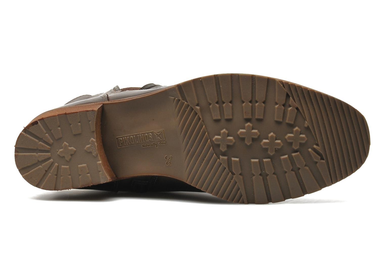Stiefeletten & Boots Pikolinos GARDA 971-8004 braun ansicht von oben