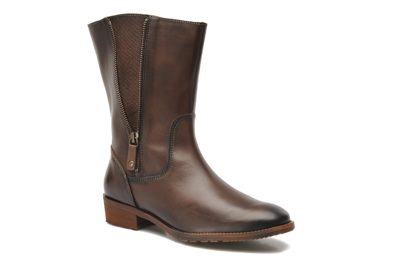 Stiefeletten & Boots Pikolinos GARDA 971-8004 braun detaillierte ansicht/modell