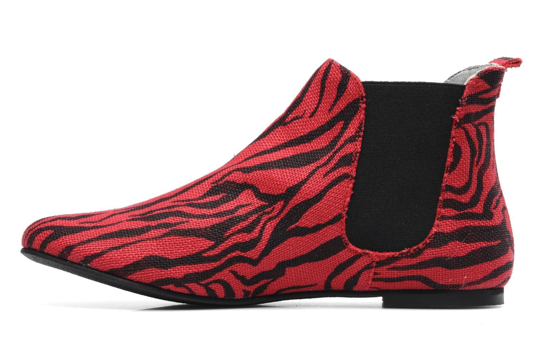 Stiefeletten & Boots Ippon Vintage Sunday rot ansicht von vorne