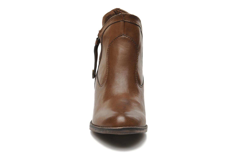 Bottines et boots Rocket Dog Sidney Marron vue portées chaussures