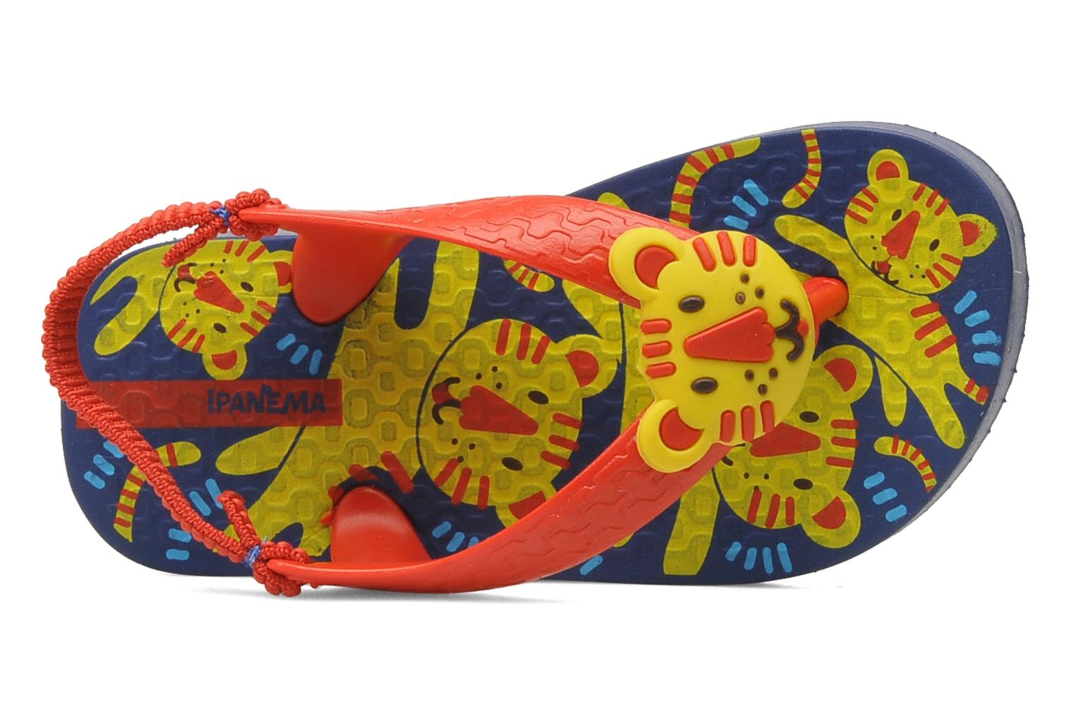 Slippers Ipanema Temas Baby G Rood links