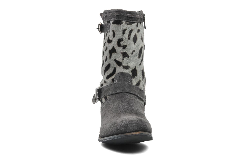 Bottines et boots Best Mountain Celeopard Multicolore vue portées chaussures