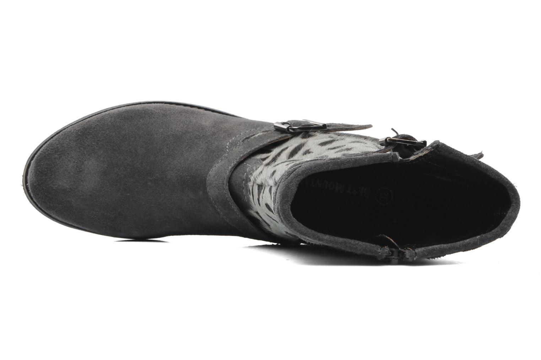 Celeopard Léopard marron