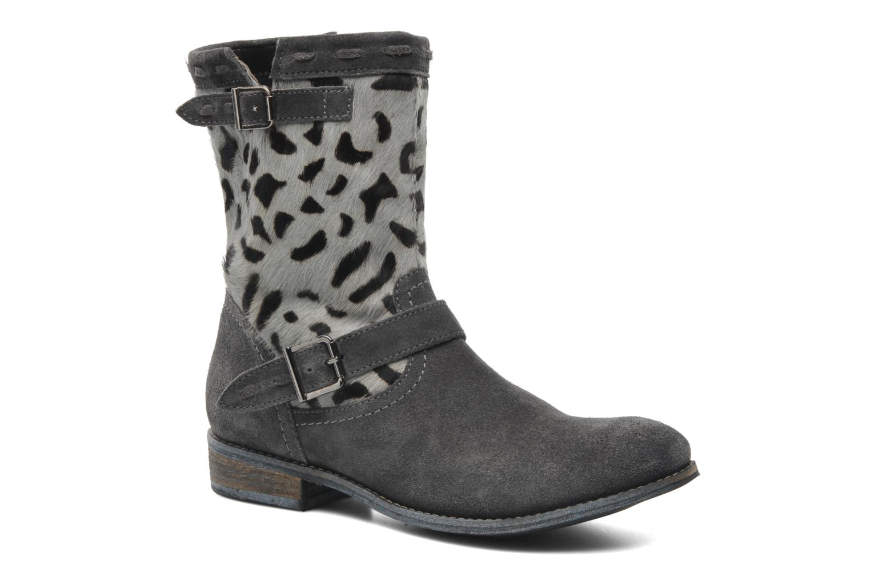 Bottines et boots Best Mountain Celeopard Multicolore vue détail/paire
