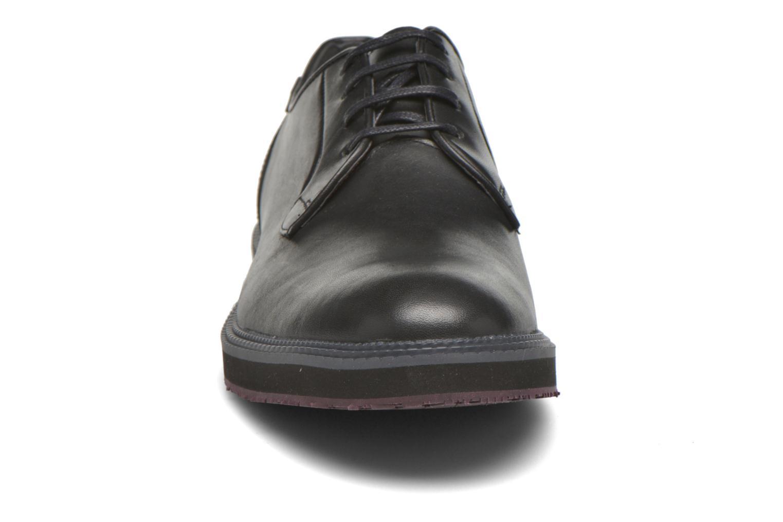 Chaussures à lacets Camper Magnus 18897 Noir vue portées chaussures