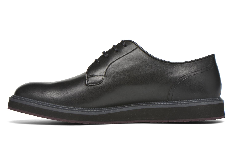 Chaussures à lacets Camper Magnus 18897 Noir vue face
