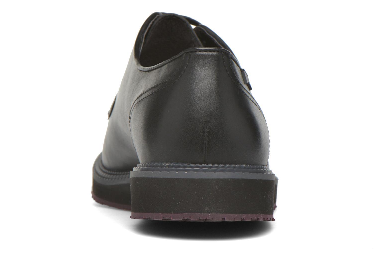 Chaussures à lacets Camper Magnus 18897 Noir vue droite