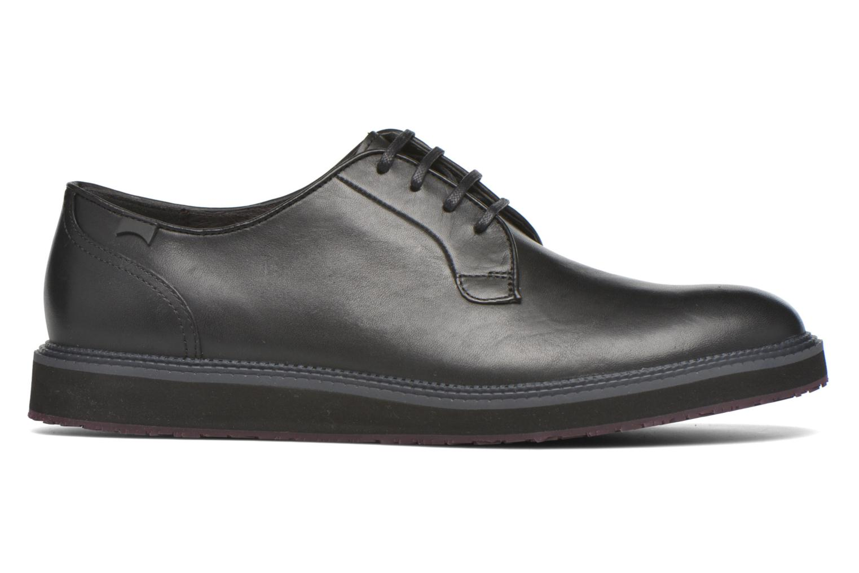 Chaussures à lacets Camper Magnus 18897 Noir vue derrière