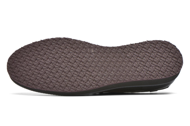 Chaussures à lacets Camper Magnus 18897 Noir vue haut