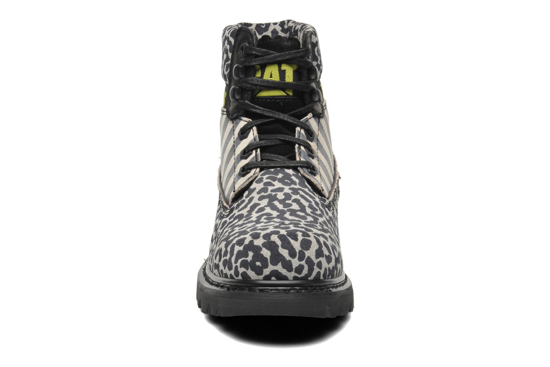 Stiefeletten & Boots Caterpillar COLORADO WALALA grau schuhe getragen