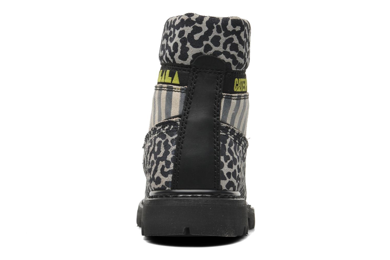 Bottines et boots Caterpillar COLORADO WALALA Gris vue droite