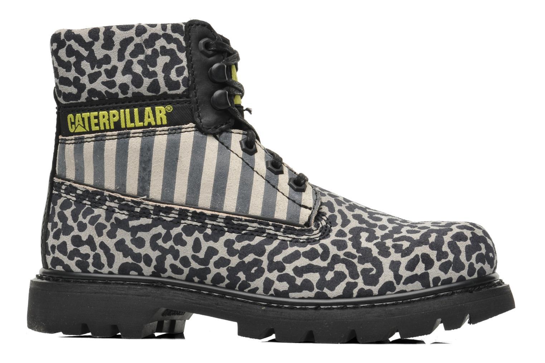 Stiefeletten & Boots Caterpillar COLORADO WALALA grau ansicht von hinten