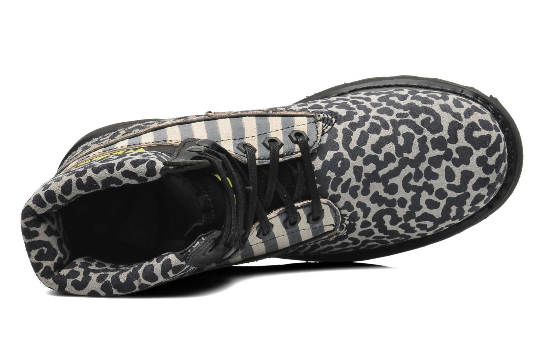 Stiefeletten & Boots Caterpillar COLORADO WALALA grau ansicht von links