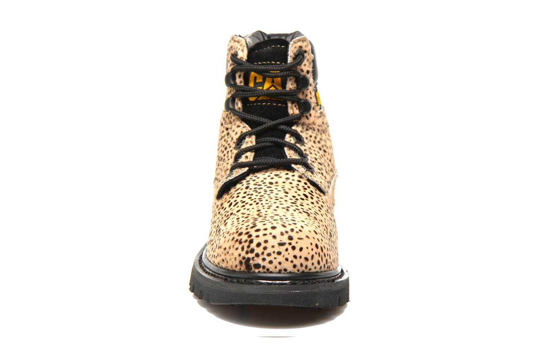 Bottines et boots Caterpillar COLORADO W Noir vue portées chaussures