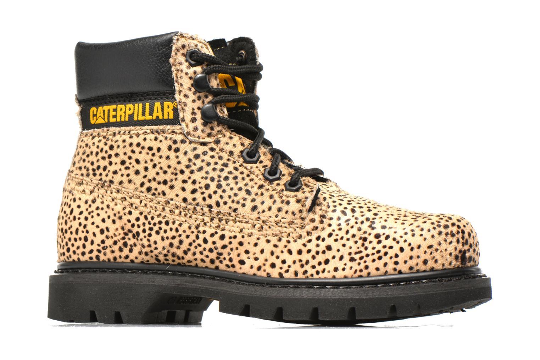 Bottines et boots Caterpillar COLORADO W Noir vue derrière