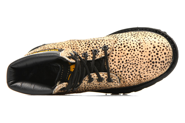 Bottines et boots Caterpillar COLORADO W Noir vue gauche