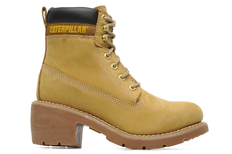 Bottines et boots Caterpillar OTTAWA Marron vue derrière
