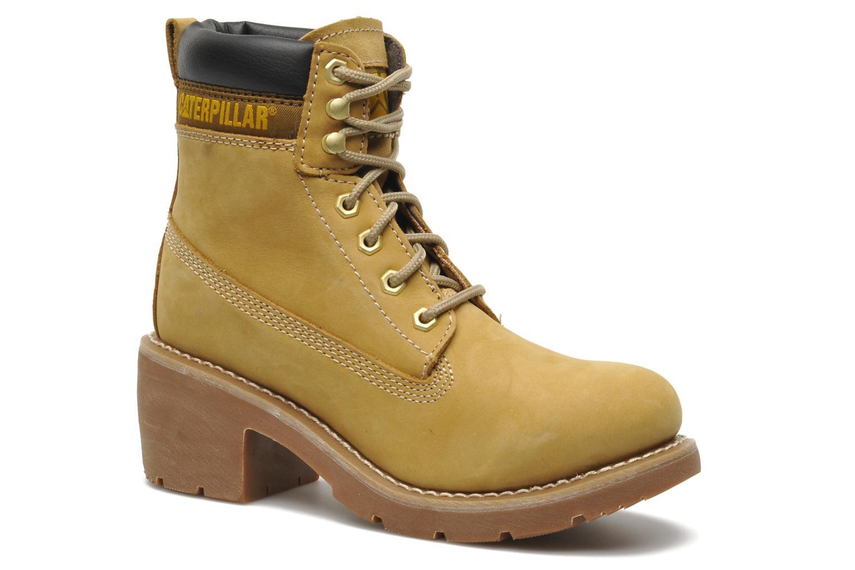 Bottines et boots Caterpillar OTTAWA Marron vue détail/paire