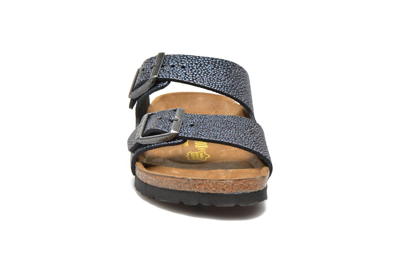 Arizona Cuir W Pebbles Metallic Asphalt