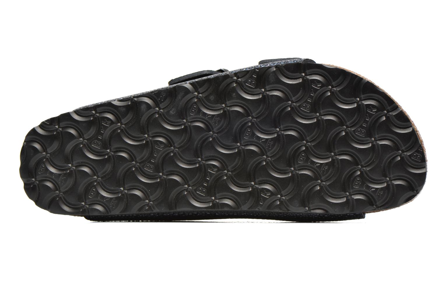 Arizona Cuir W Pebbles Metallic Asphalt