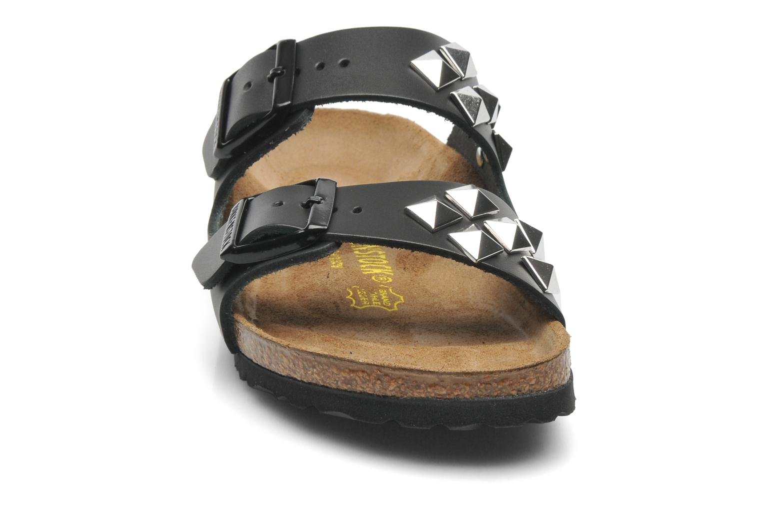 Wedges Birkenstock Arizona Cuir W Zwart model