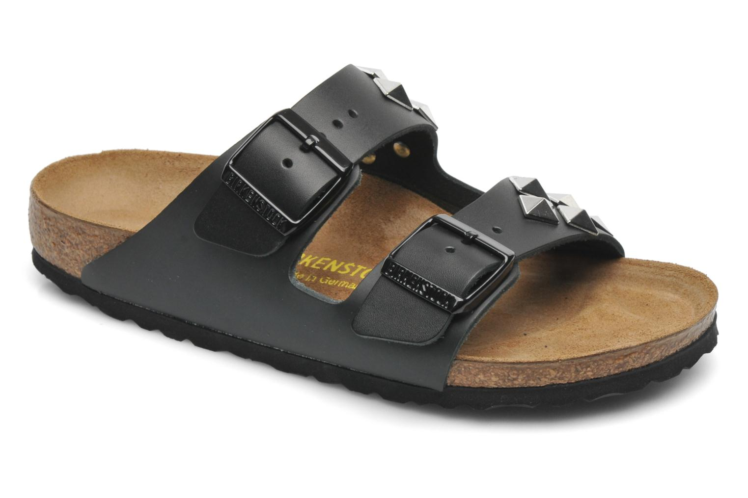 Wedges Birkenstock Arizona Cuir W Zwart detail