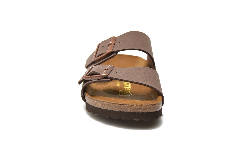 Clogs og træsko Birkenstock Arizona Flor W (Smal model) Brun se skoene på