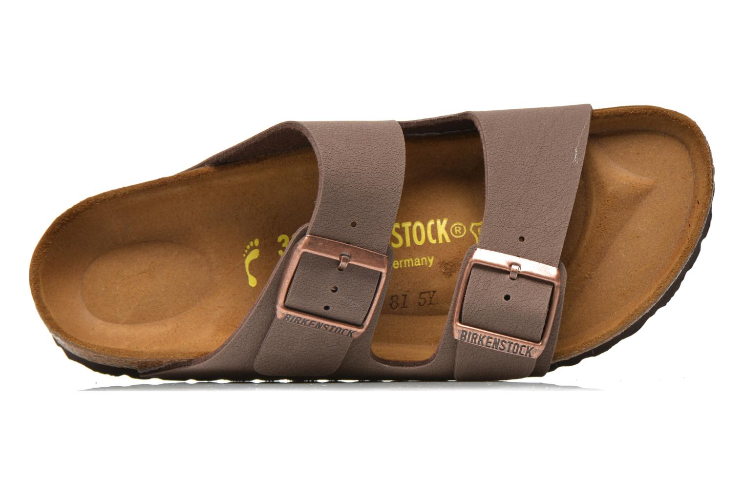 Wedges Birkenstock Arizona Flor W Bruin links