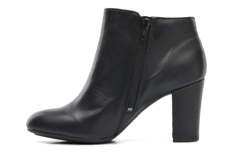 Bottines et boots Hush Puppies Dena Sisany Noir vue face