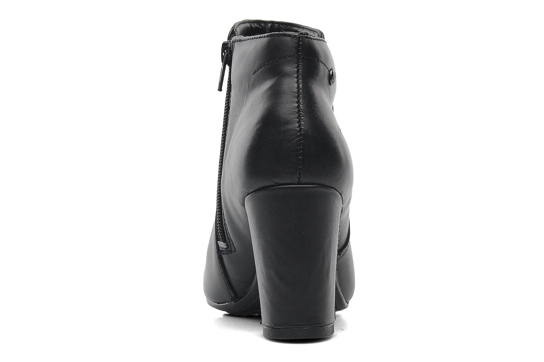 Bottines et boots Hush Puppies Dena Sisany Noir vue droite
