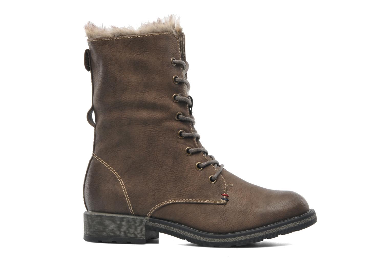Bottines et boots I Love Shoes Suzui Marron vue derrière
