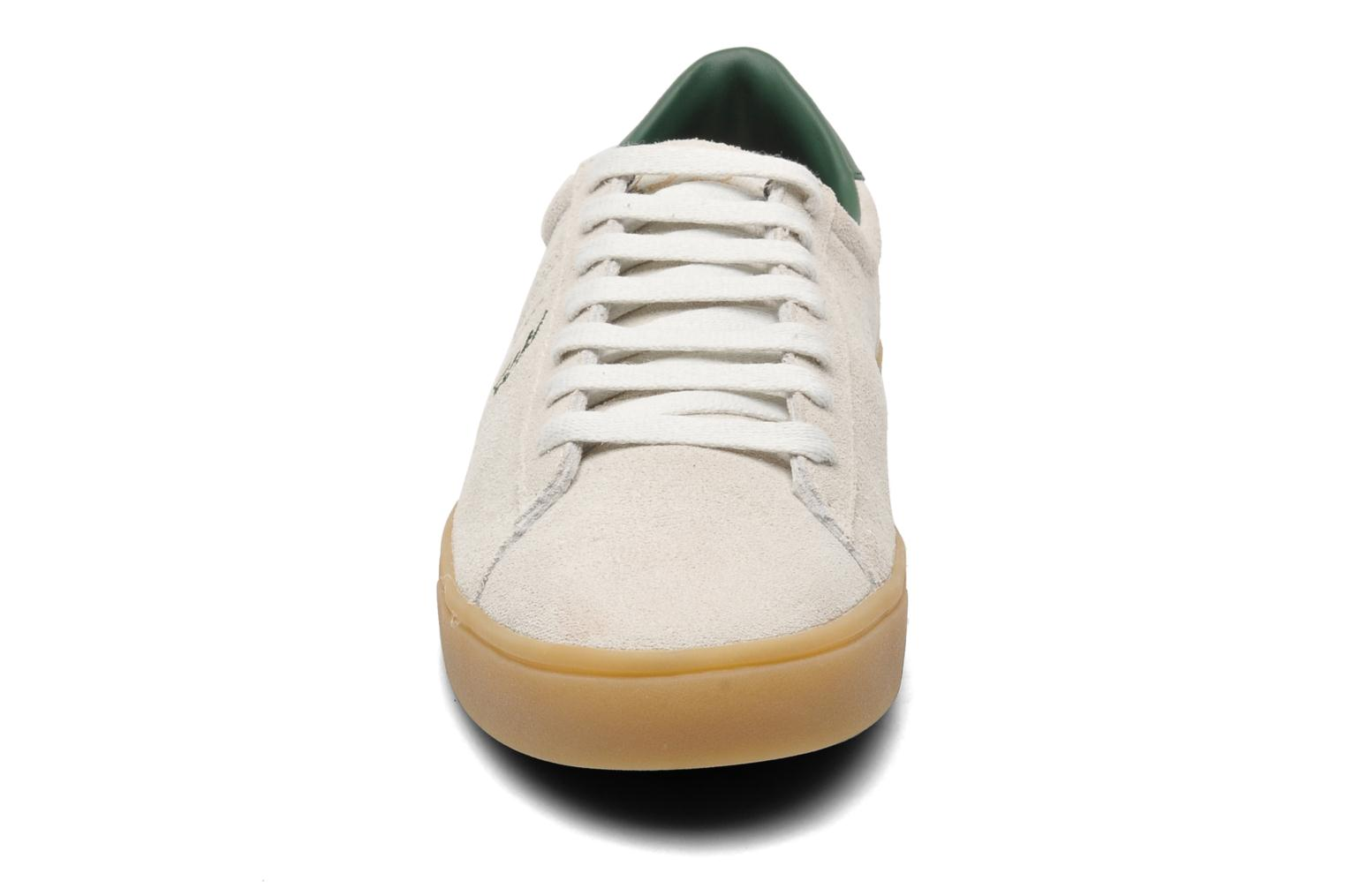 Sneakers Fred Perry Spencer Suede Beige model