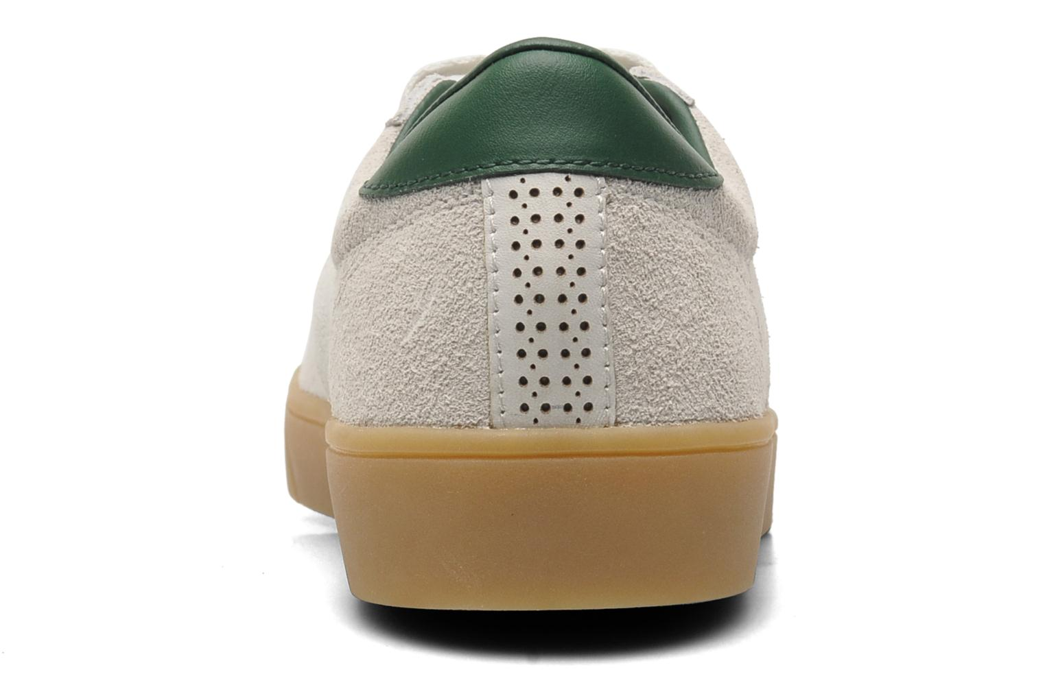 Sneakers Fred Perry Spencer Suede Beige rechts