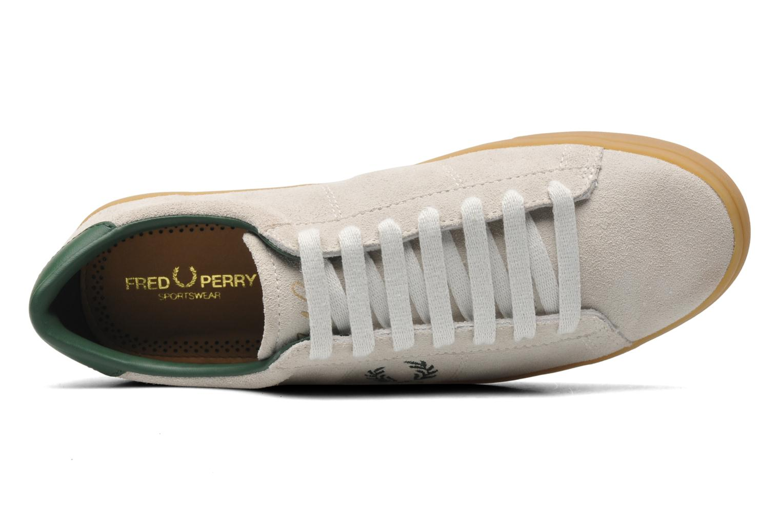 Sneakers Fred Perry Spencer Suede Beige links