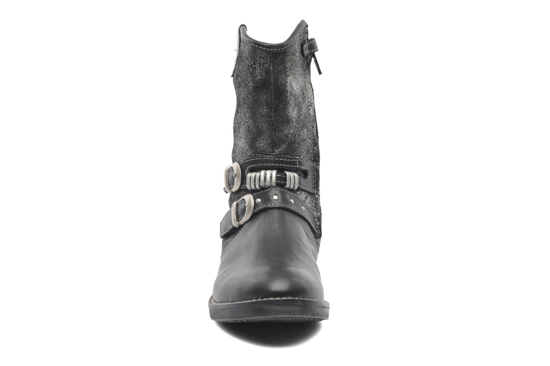 Boots en enkellaarsjes Noël FOUGERES Zwart model