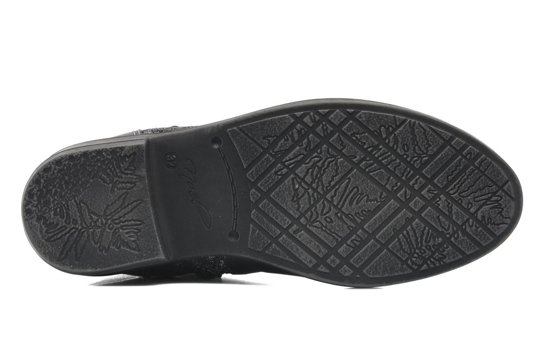 Boots en enkellaarsjes Noël FOUGERES Zwart boven