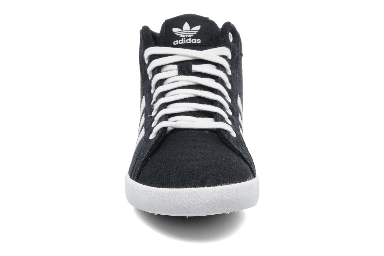 Trainers Adidas Originals Adria Ps 3S Mid W Black model view