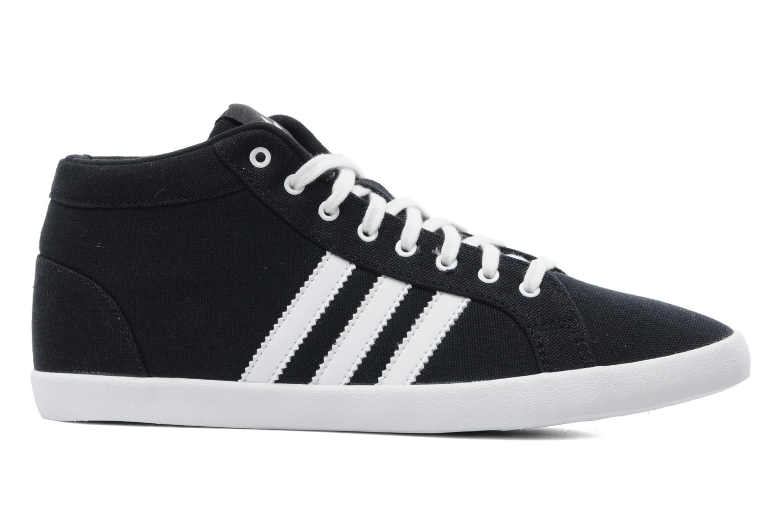 Trainers Adidas Originals Adria Ps 3S Mid W Black back view
