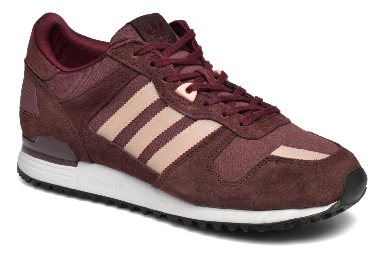 Zapatos de hombre y mujer de promoción por tiempo limitado Adidas Originals Zx 700 W (Vino) - Deportivas en Más cómodo