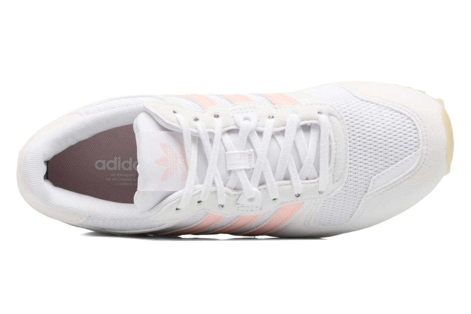 Baskets Adidas Originals Zx 700 W Rose vue gauche