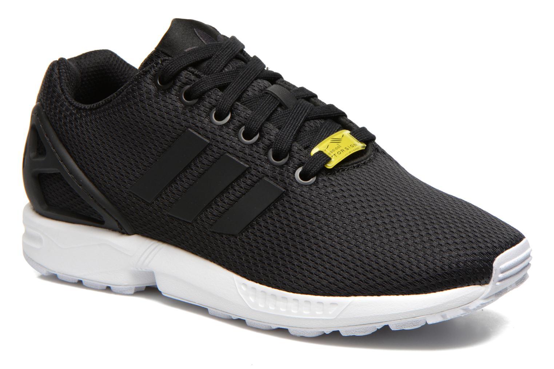 adidas zx flux w schoenen zwart goud