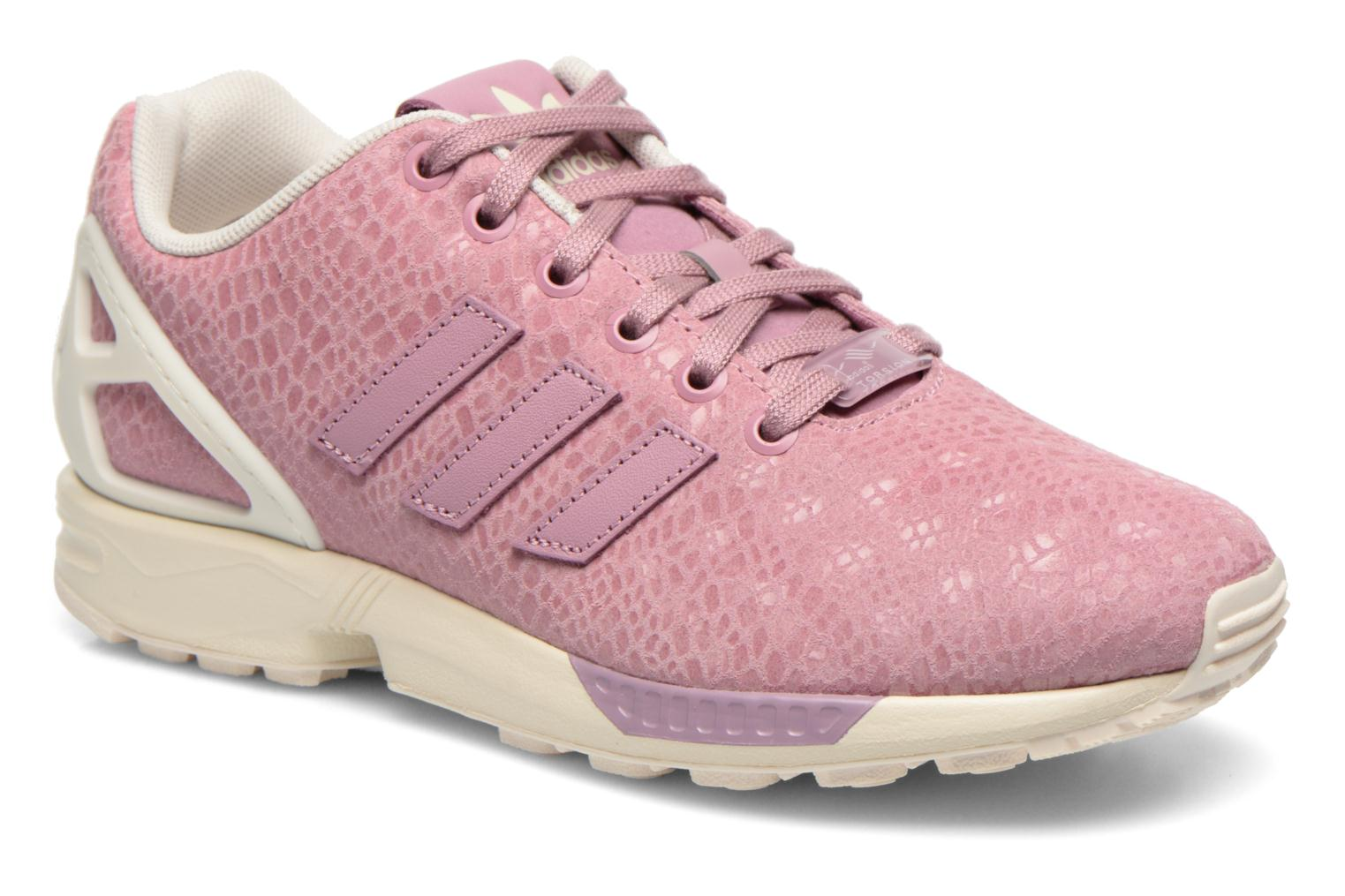 adidas originals zx flux rosa