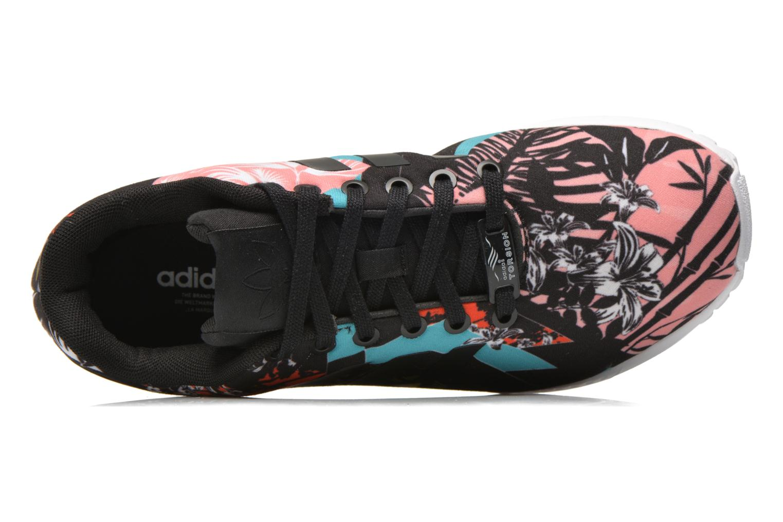 Sneaker Adidas Originals Zx Flux W schwarz ansicht von links
