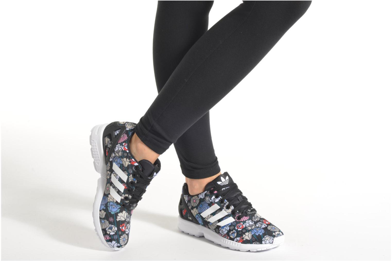 Sneakers Adidas Originals Zx Flux W Zwart onder