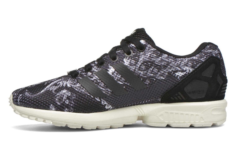 Sneakers Adidas Originals Zx Flux W Zwart voorkant