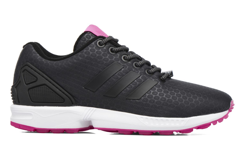 Baskets Adidas Originals Zx Flux W Noir vue derrière