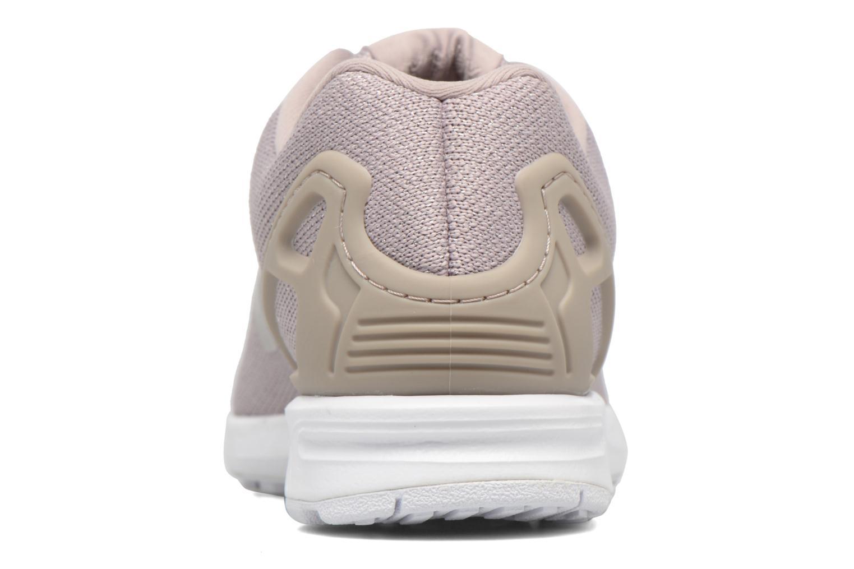 Sneaker Adidas Originals Zx Flux W grau ansicht von rechts